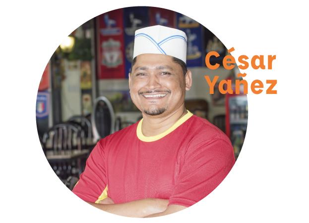 César Yáñez